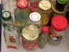 Glass containers with metal or plastic lids - Should be emptied. Good if container can be rinsed. Separate lid from container if possible (different materials).