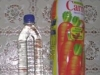 Plastic drink bottles - Should be emptied. Good if container can be rinsed.