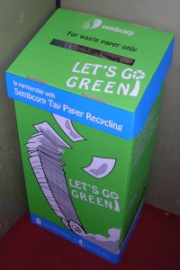 how to start a recycling company