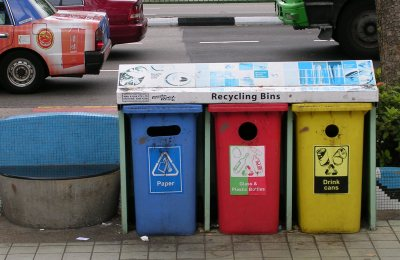 old-recycling-bins