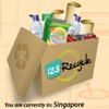 123Recycle Mobile App Helps People in Singapore Recycle Waste Packaging Correctly