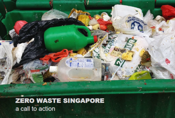 Zero Waste Singapore - a call to action