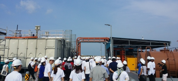 Semakau Wastewater Treatment Plant 2