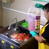Food waste recycling trial at hawker centres and markets