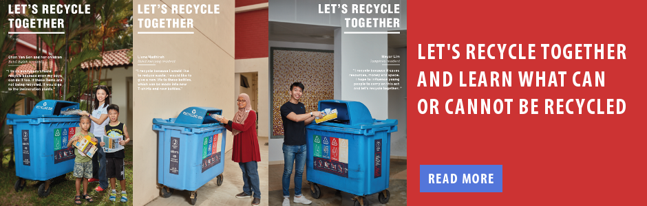 Zero Waste Singapore | Reduce, Reuse and Recycle Your Waste