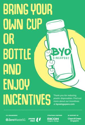 BYO Singapore Campaign